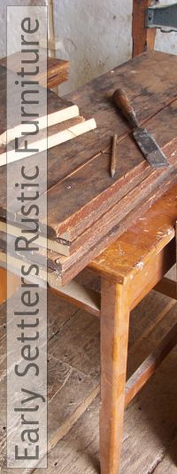 Early Settlers Rustic Furniture