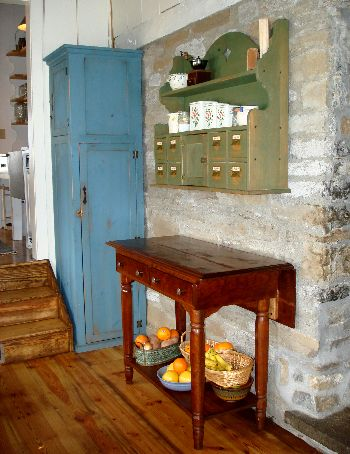 Reclaimed Furniture & Cabinetry for Custom Sutlery